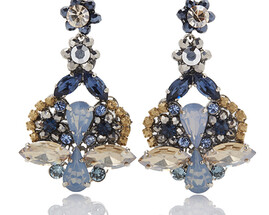 Firucci Crystal Earrings in New Zealand