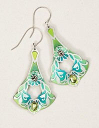 Holly Yashi Niobium Florence Turquoise Earrings Napier New Zealand