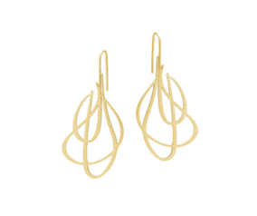 Insync Design outline revel earrings in New Zealand