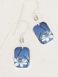 Holly Yashi Blooming Lotus Earrings in New Zealand