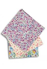 Liberty Fabric Women's Handkerchiefs in Napier New Zealand