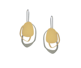 Insync Design stainless steel and goldplated earrings in New Zealand
